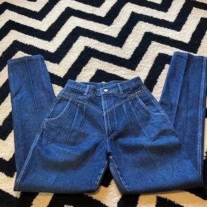 Vintage Rockies western high rise mom jeans